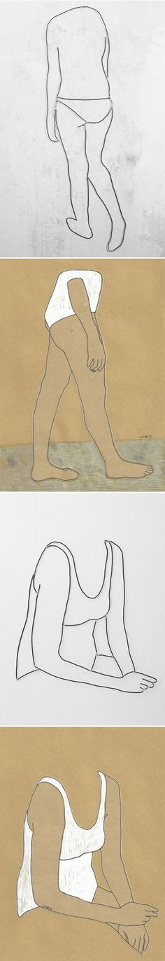 Luisa Chillida Bergareche #illustration / http://www.luisachillida.com
