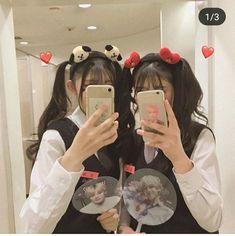22 Ideas Funny Illustration Girl Friends For 2019 Ulzzang Korean Girl, Cute Korean Girl, Ulzzang Couple, Kpop Concert Outfit, Bts Concert, Foto Best Friend, Best Friend Goals, Best Friend Pictures, Friend Photos