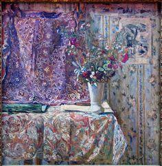 Fleurs, 1904, Edouard Vuillard.