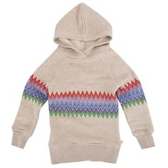 Cool and cosy hoody. Hoody, Boy Or Girl, Chevron, Oatmeal, Kids Outfits, Kids Fashion, Kids Clothing, Big, Sweaters