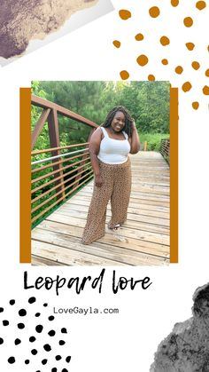 All Fashion, Plus Size Fashion, Fashion Trends, Leopard Print Pants, The Rest Of Us, Mom Blogs, Women Empowerment, Other People, Plus Size Outfits