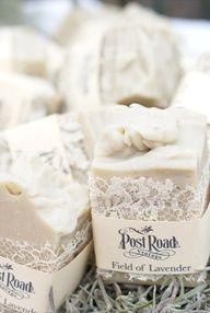 handmade lavender milk soap
