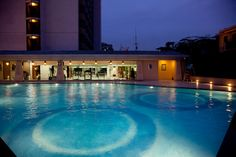 Swimming Pool @ Rosedale Hotel and Suites, #Guangzhou China