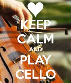 Cello playing has always been an outlet for me to escape reality for a bit. If I feel that I am getting overwhelmed with schoolwork, it is easy for me to take a step back and spend some time practicing an instrument that I know will always be there for me.