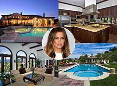 Khloe Kardashian : la star a acheté cette maison massive qui était à Justin Bieber.