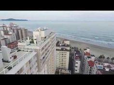 Atlantica Guarujá - Praias Construtora -Praia da Enseada (drone) - YouTube