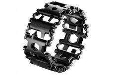 "Leatherman ""Tread"" Bracelet utility charm bracelet"