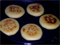 Colombian-style Arepas (Griddled Or Grilled Corn Cakes) Recipes ...
