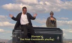 IT'S THE FINAL COUNTDOWNNNNNNN