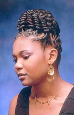 Braids--WOW, talk about protective style.!!