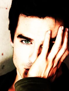 The Vampire Diaries...Ian Somerhalder...The Hot Guy With Deep Blue Eyes!!!