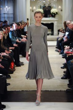 Ralph Lauren   Pre-Fall 2014 Collection   Style.com Grey Fashion, Love 11223bcc3b58