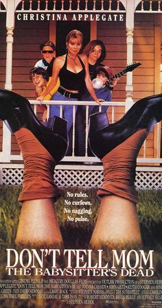 Don't tell mom the babysitter's dead streaming. Von stephen herek mit christina applegate sieben jahre lang an. Watch don't tell mom the babysitter's dead 1991 online streaming in hd. Childhood Movies, 90s Movies, Great Movies, Awesome Movies, Comedy Movies, Throwback Movies, Interesting Movies, Netflix Movies, Funny Movies