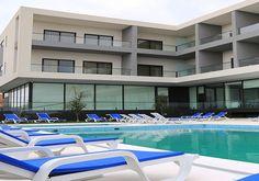 Monte Lírio Hotel | É uma das primeiras das unidades a nascer em Portugal vocacionada para o modelo real da estratégia desenhada para esta cadeia de Hotéis com o conceito health and nature | www.ondasdaserra.pt #espinho #lifestyle #hoteis #natureza #bemestar