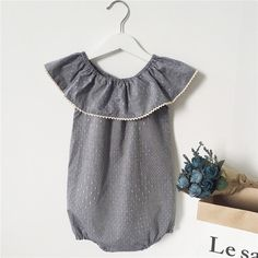 Dot Rompers Baby Clothes Baby Style Cool clothes for kids