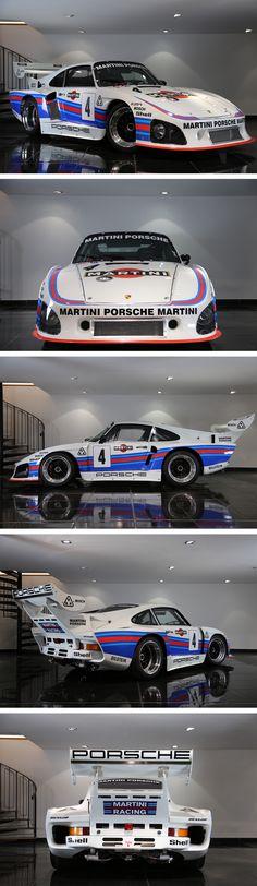Porsche 935 K3 #Porsche #LeMans #LM24 #935 #Martini
