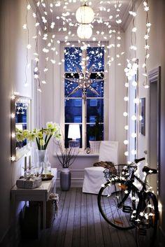House Decor Ideas.GOOD IDEA FOR A OUTSIDE PORCH