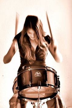 Its great to be a drummer ;) ...