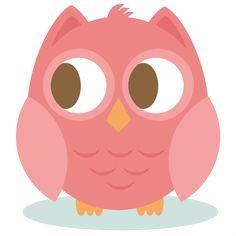 Clip art cute owl clipart image