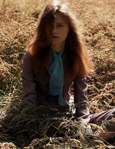 country strong: julie hoomans by paul bellaart for vogue netherlands october…