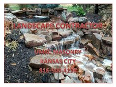UMKC Masonry Landscape Contractor Kansas City 816-500-4198 by UMKC MASONRY via slideshare