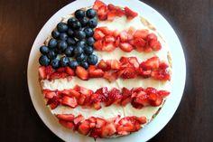 Fruit Pizza | TheMarathonMom.com