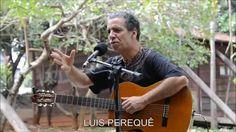 LUIS PEREQUÊ - CANTILENA - ORELHA DE PAU - AVE MARIA DO MATO (Voz e Viol...