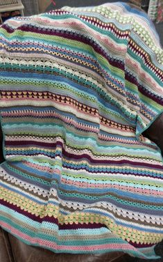 Emily's Spice of Life Crochet Along blanket #spiceoflifecal
