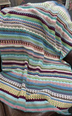 Emily's Spice of Life Crochet Along blanket #spiceoflifecal