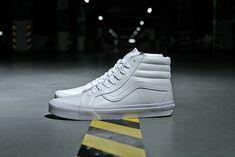 e9254cce05 Vans Classic SK8-Hi All White Skateboard Shoe VN0A2XSBODJ Vans For Sale   Vans Cheap