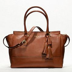 LEGACY LEATHER LARGE CANDACE CARRYALL. awwww... want this!!