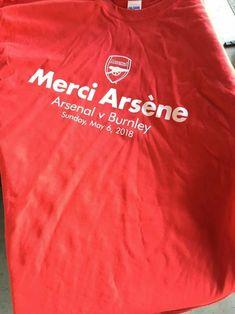 Arsenal T-shirt Gooners AFC Arsenal FC Ooh To Be a Gooner T-Shirt