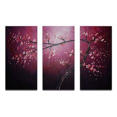 smaller cherry blossom art