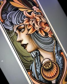 Neo Traditional Art, Traditional Tattoo Old School, Traditional Tattoo Design, Traditional Tattoos, American Traditional, Sketch Tattoo Design, Tattoo Sketches, Tattoo Designs, Tattoo Illustrations