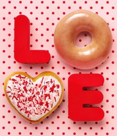 Love and doughnuts