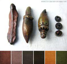 Art Bead Scene Blog: Art Bead Palette :: Grey Bird Studio