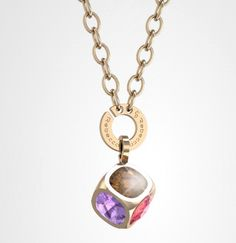 Rebecca necklace from the Candy Collection