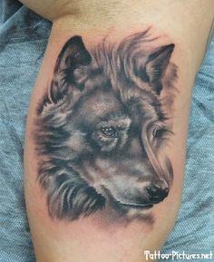 Wolf tattoos | Wolf Tattoo