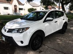 for sale - 2013 toyota rav4 le awd 103,360km on a fleet maintained vehicle 1 owner includes: new brakes, oil change and windshield as of april 2017. fully detailed with carpet and upholstery cleaning. rubber and carpet mat sets full size spare set of all season tires (on vehicle) set of 4 winter tires (no rims) cruise control, air conditioning, bluetooth, handsfree and mp3 capa