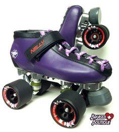 Bont Rollschuh Quadstar Quad Skate Derby Skate Boot Rollschuhe, Skateboards Und Roller