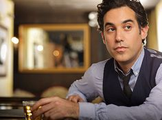 Joshua Radin - his voice is so sweet I could listen to him all day.