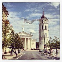 Vilnius, Lithuania www.vilnius.com