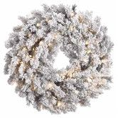 Found it at Wayfair - now Pine Flocked Artificial Christmas Wreath