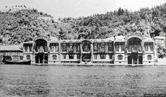 1897, Kuruçeşme. Nazime Sultan commissioned this yalı from Raimondo D'Aronco…