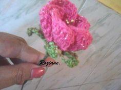 Flor Regina por Roziane...