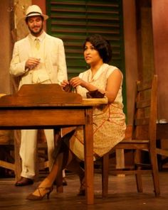 anna in the tropics Theatre Reviews, Play Houses, Books To Read, Musicals, Anna, Tropical, Concept Board, Cigars, Plays
