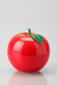 Fruit Hand Cream. The cutest apple scented moisturizer.