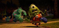 Rodeo im Monster-Stil #DieMonsterUni ©Disney•Pixar