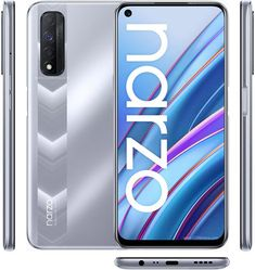 From the stables of Realme Mobile comes this new great smartphone named Realme Narzo 30 selling within NGN. 70k price range in Nigeria. The phone comes loaded with Helio G95 super gaming chipset paired with 6GB RAM, three powerful camera sensors at the back, a massive 5000mAh battery, and many other awesome features. The Realme Narzo 30 has other bigger models like Realme Narzo 30 5G and Realme Narzo 30 Pro. Smartphone Reviews, Android Smartphone, Time Lapse Photography, Pixel Size, Latest Android, Back Camera, Sony Camera, Cmos Sensor