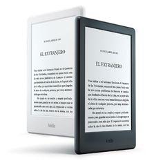 Amazon Kindle: comparando los lectores de libros electrónicos de Amazon. Los mejores eReaders de 2016.